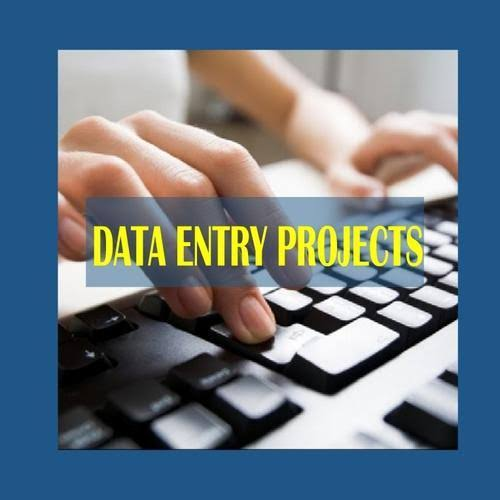 Data entry with more than 99 accuracy