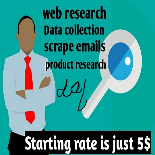 email scrapping from your niche