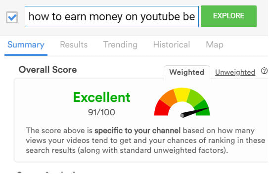 I will give you high ranking youtube keyword research tag and title
