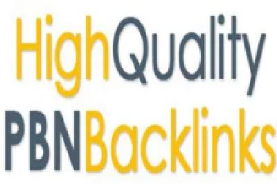 Create 4600 Do-Follow PBN Backlinks Keywords Included