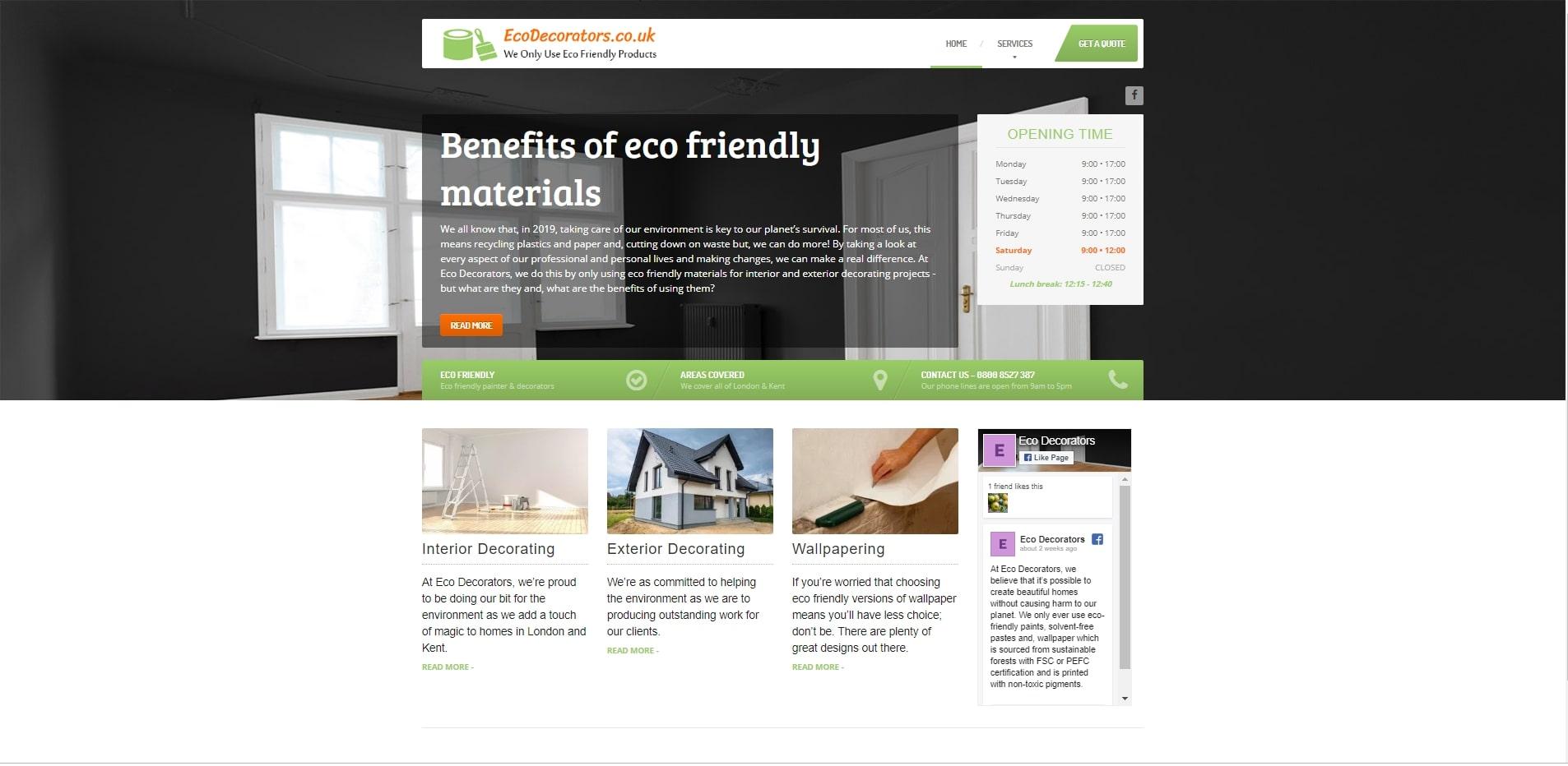 Create you a great wordpress Business website