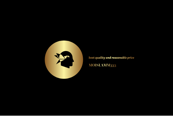 Design a creative and professional logo