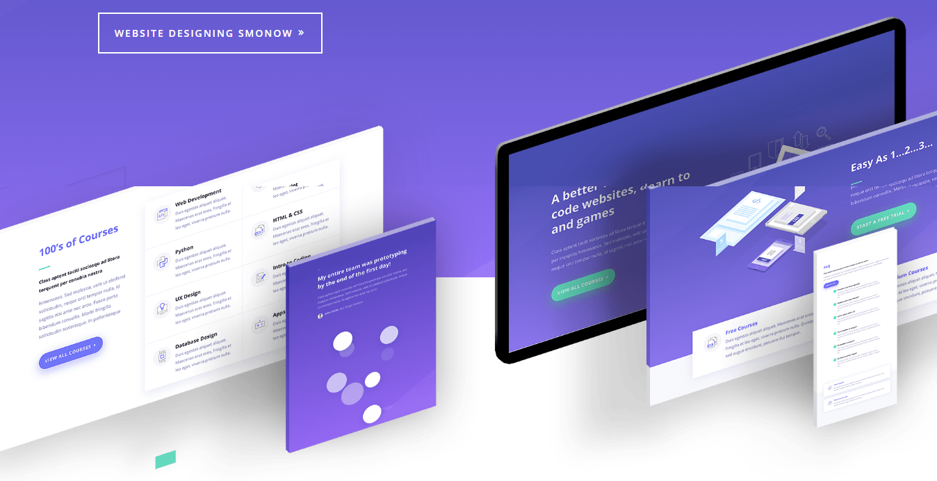 Design Responsive,  SEO friendly & Fast Loading WordPress website On DIVI Theme