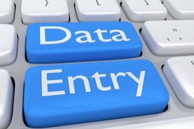 Any kind of Data entry work, My Services List Data Entry Manual Typing Retype Scanned File