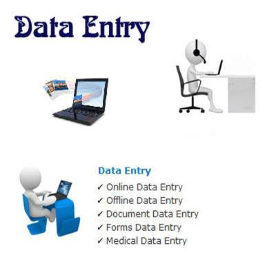 DATA ENTRY WORK FAST SERVICE 100 PERCENT SATISFACTION