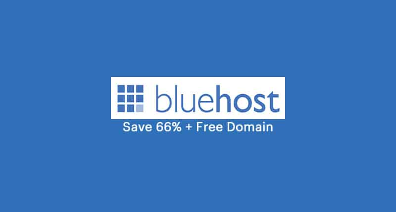 Create A Website, Blog, Or Online Store Using Bluehost