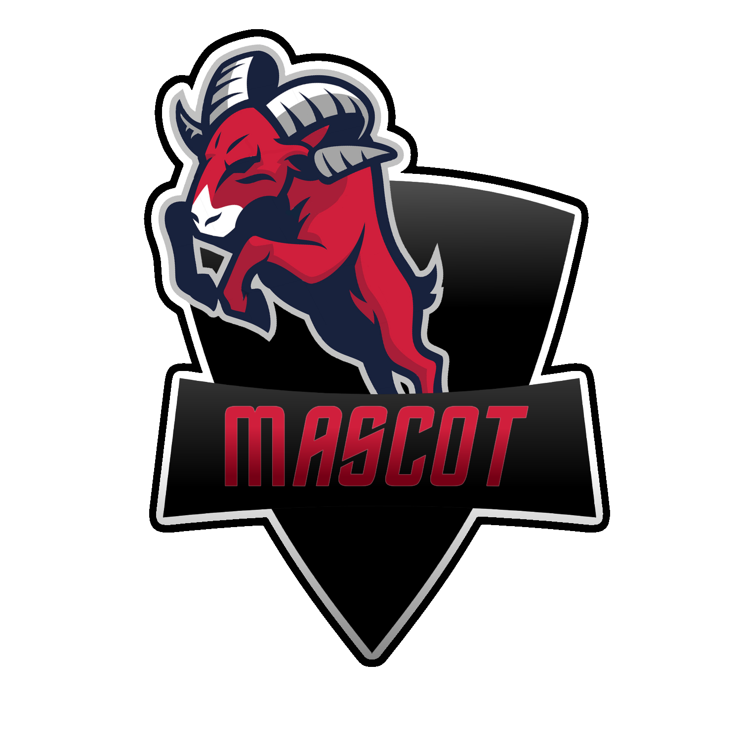Superb mascot and all types logo designing