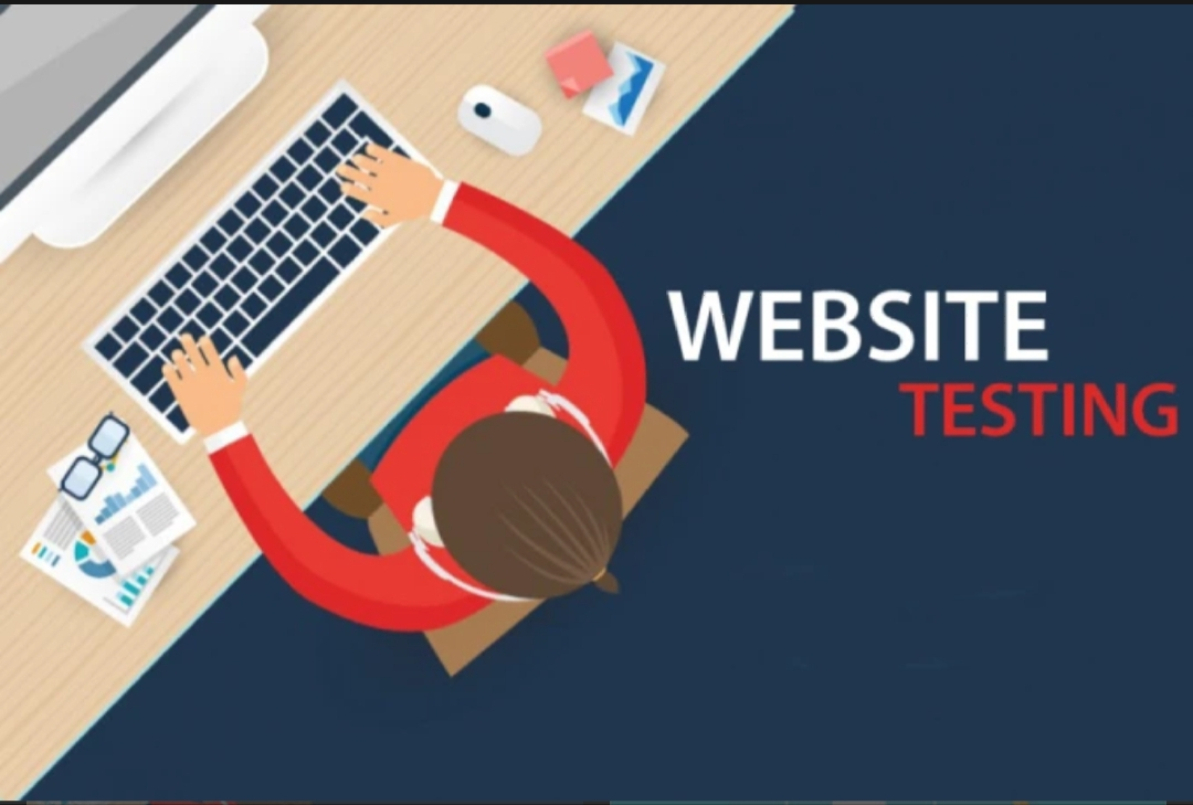 Test and proofread website from a viewers perspective and give honest review