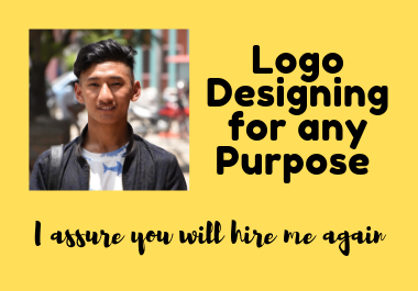 Logo Design Make your brand look amazing- Certified