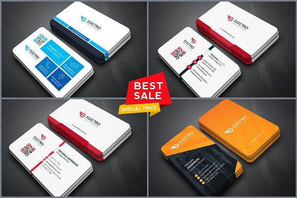 Design Professional and Modern Business Cards