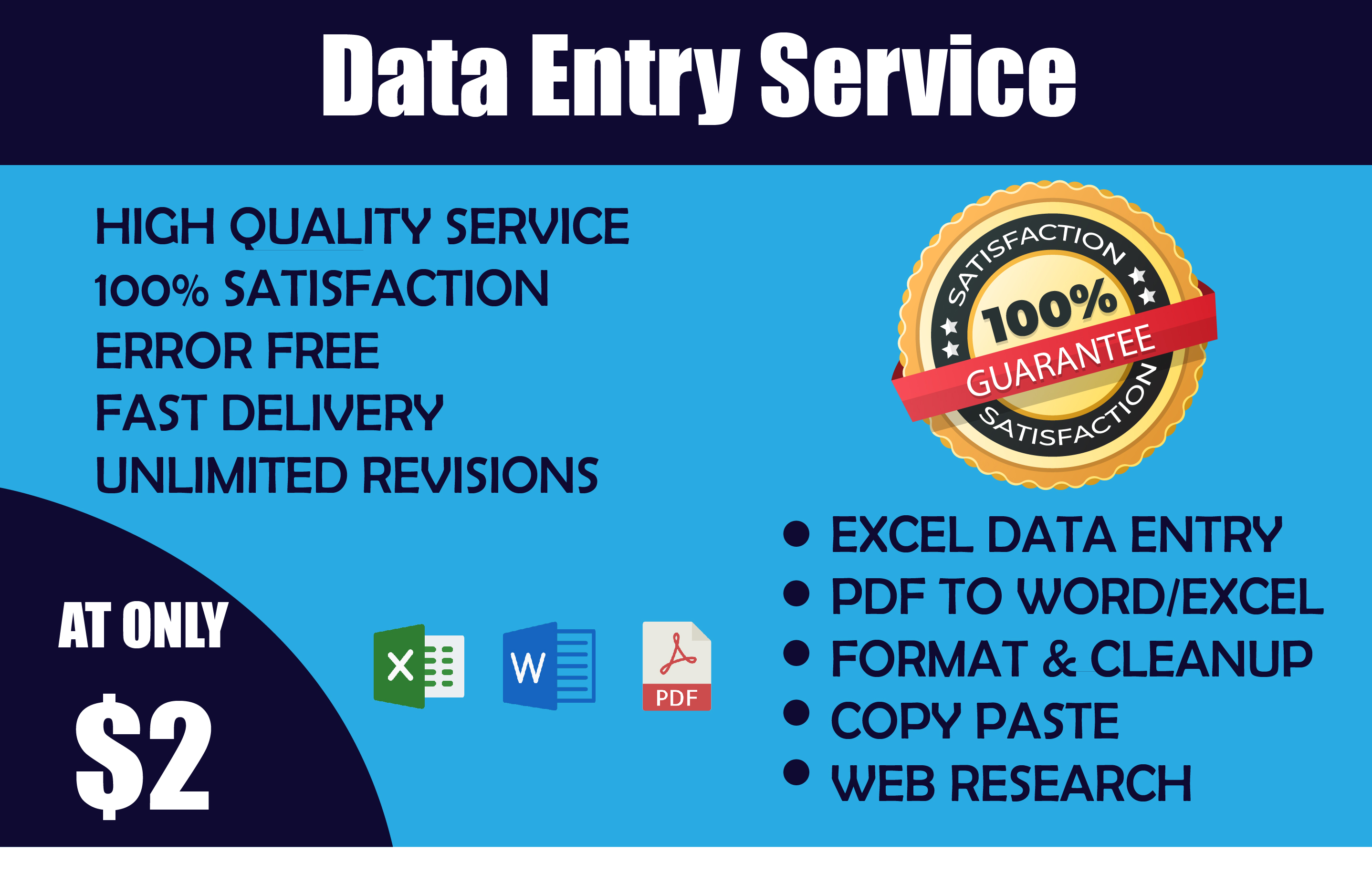 Do Data Entry,  retyping,  copy pasting work in 24 hours