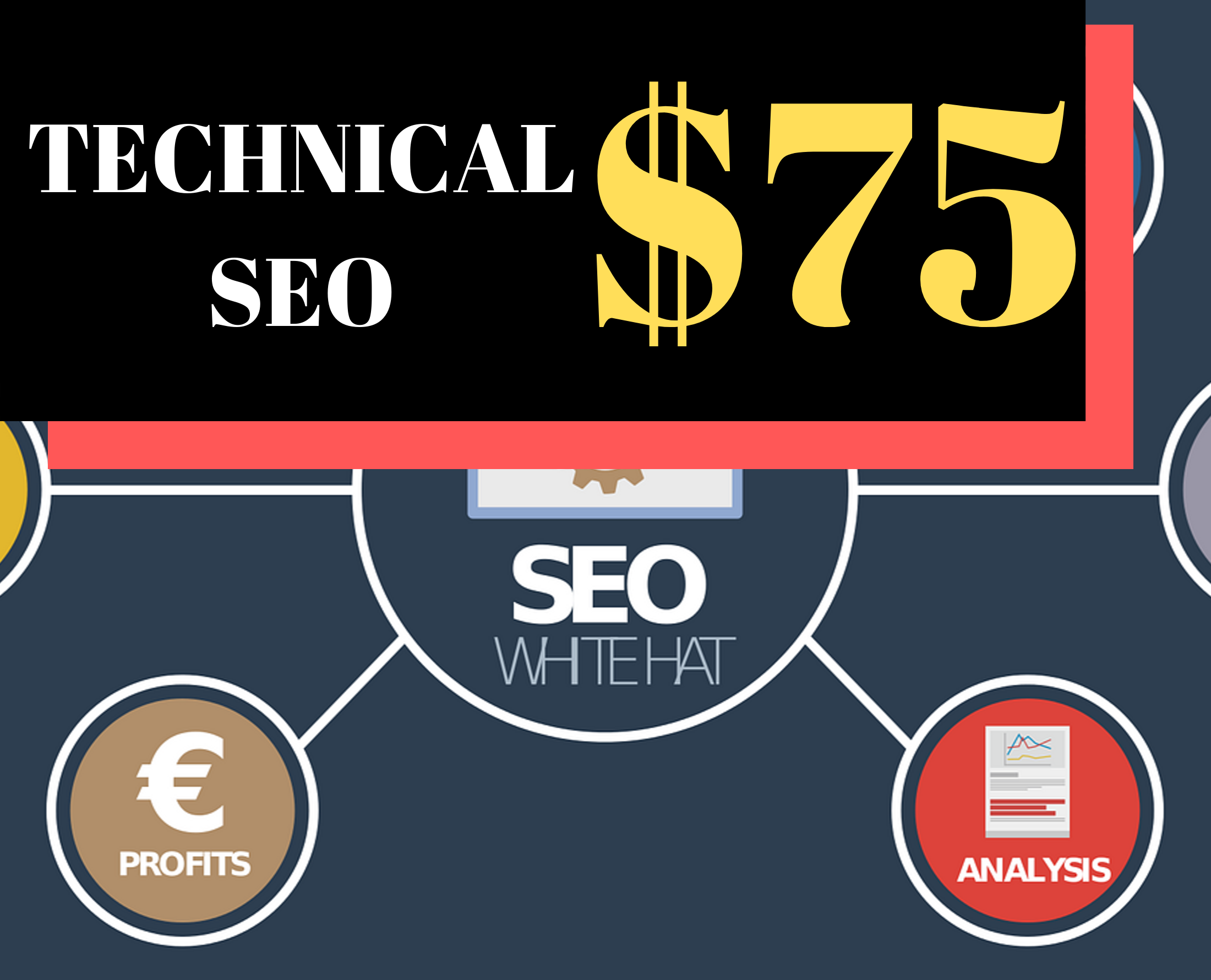 Complete Technical SEO,  SEO AUDIT- 2 DAY DELIVERY