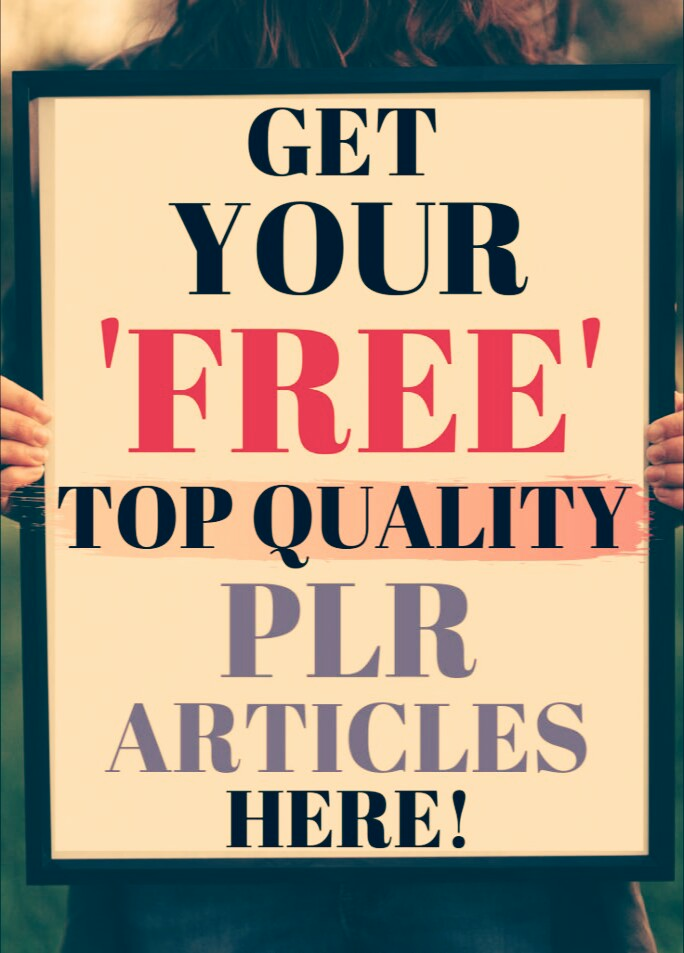 KANWAT WE give you 35K Private Label Rights (PLR) article