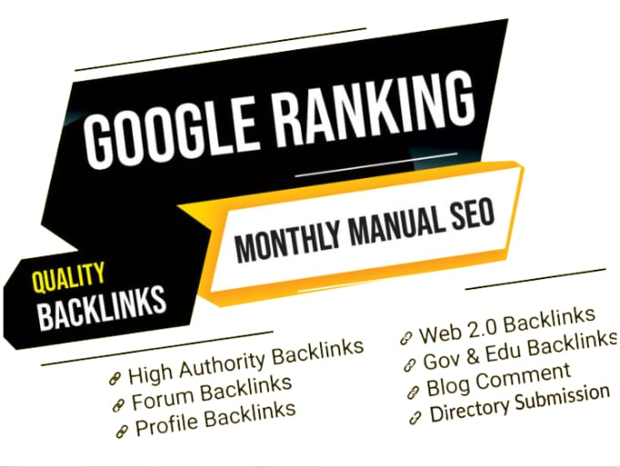 I will skyrocket your rankings with 2020 monthly SEO service
