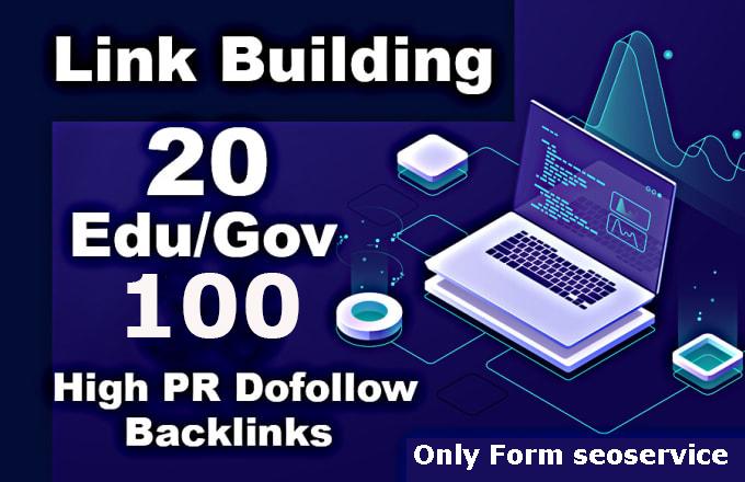 I Will Manually Do - 100 Pr9 + 20 Edu-Gov High Domains Authority Safe Seo Backlinks From