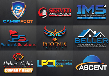Custom Logo design with revisions