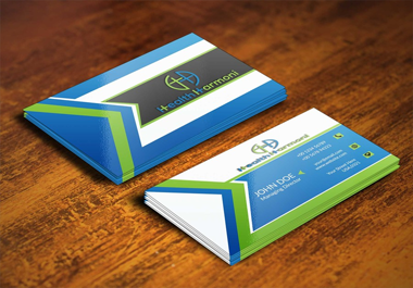 Design Professional Print Ready Business Card in 24hrs