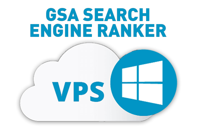 High-End Windows VPS with GSA Search Engine Ranker + Captcha Breaker + SEO Indexer