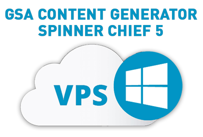 High-End Windows VPS for content and article creation