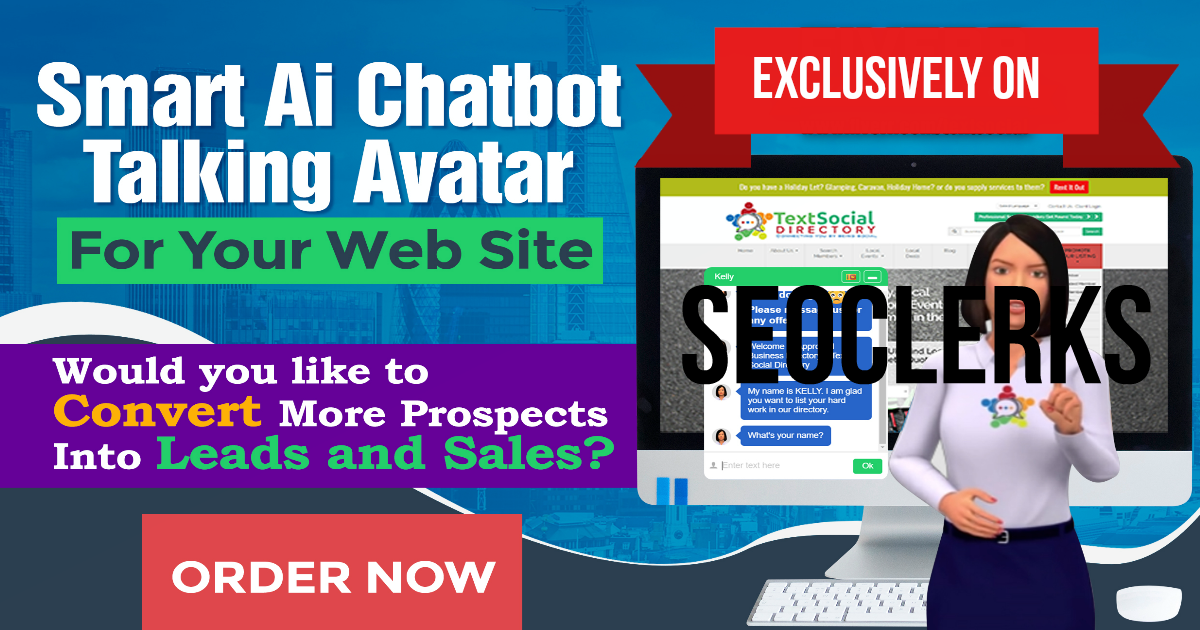 Smart Ai Chatbot And 3d Avatar For Your Web Site AI Multilingual - 20 steps