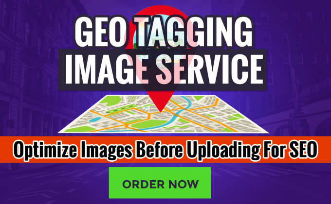 GEO Tagging Images for Local SEO