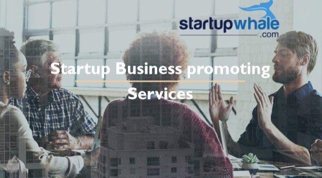 Startup Business Promoting Premium Services