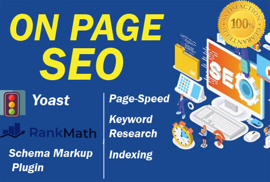 I will do WordPress onpage seo,  meta tags optimization