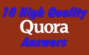 10 high quality quora answers