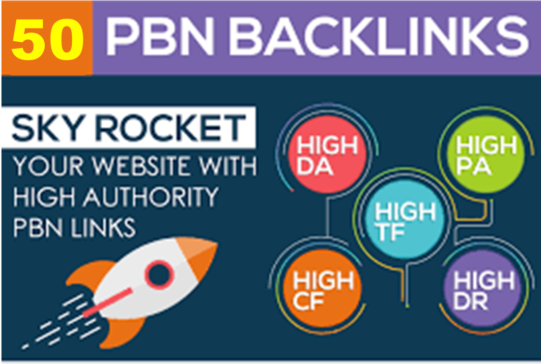 create Manual 4 HomePage PBN Backlinks Of High DA For Google Ranking