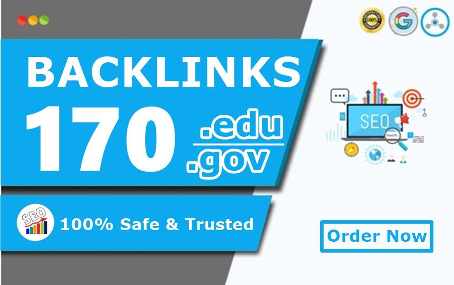 170 Dofollow Edu Backlinks Manually Created for Google Top Ranking