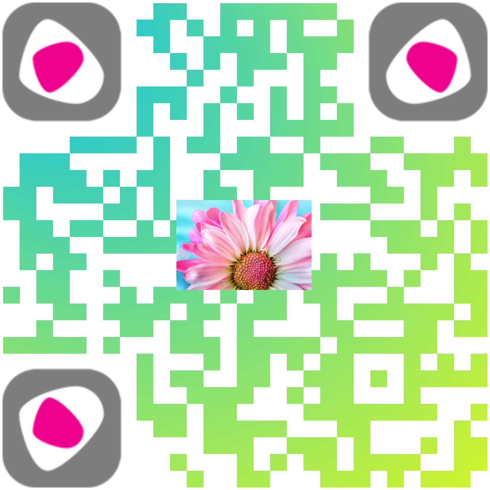 i will design QR code for your organization with your company logo