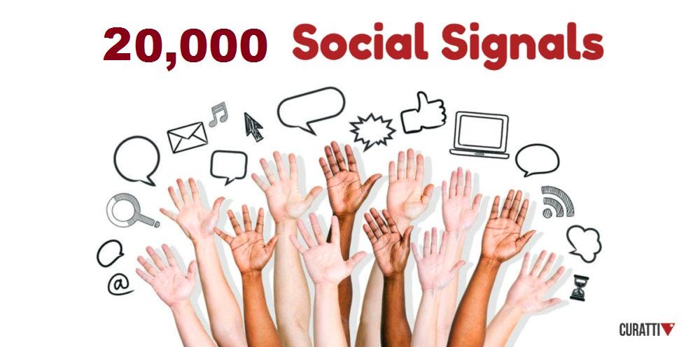 top 20,000 pinterest Social Signals to improve Seo ranking & Google ranking