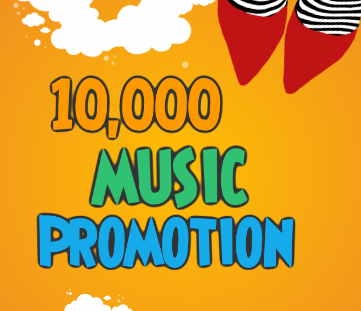 High Quality 10k Music promotion lifetime refill guaranteed