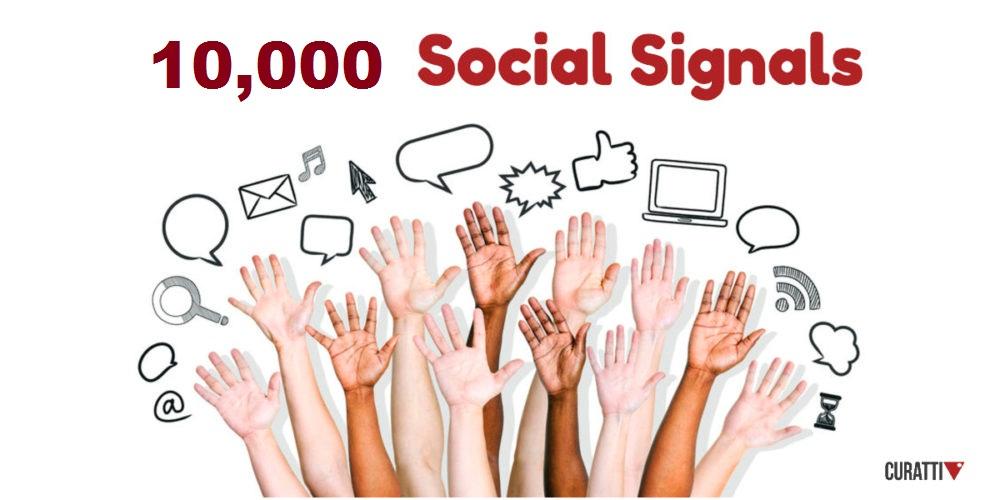 top 10,000 pinterest Social Signals to improve Seo ranking & Google ranking