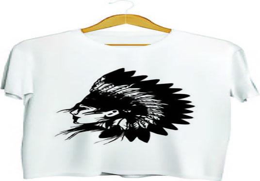 I will design custom t shirt in adobe illustrator & adobe photoshop