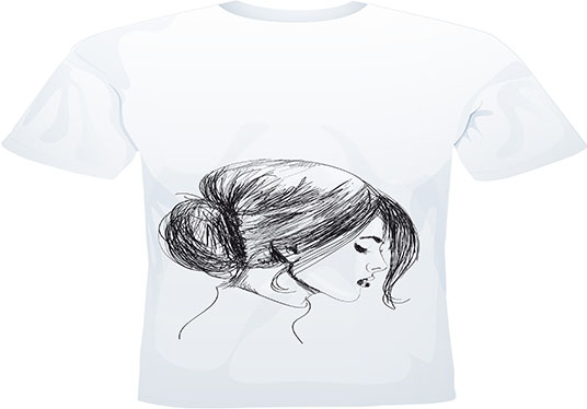 I will design custom t shirt in adobe illustrator & adobe photoshop