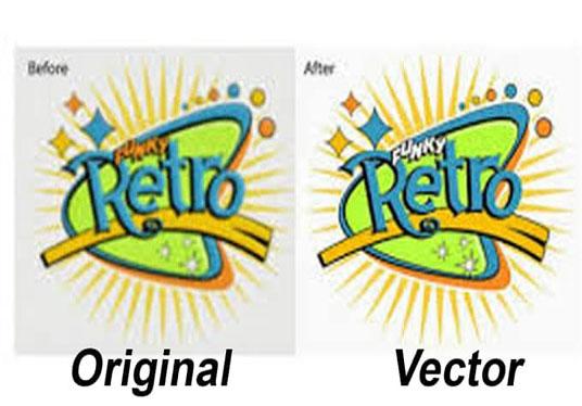 I will convert raster to vector illustration in adobe illustrator