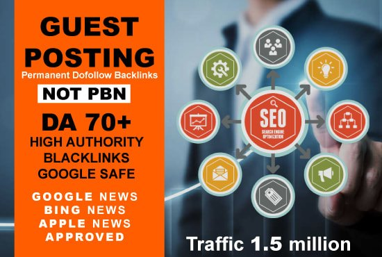 provide Guest Post on Google News Approved Website DA 70