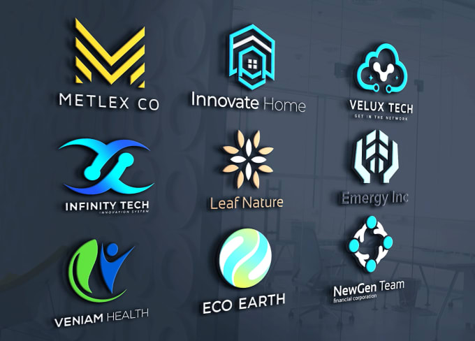 I will design professional modern Business/Company logo.