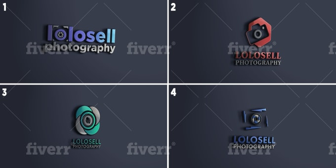 Created Brand professional modern logo for your Business 1 hours.