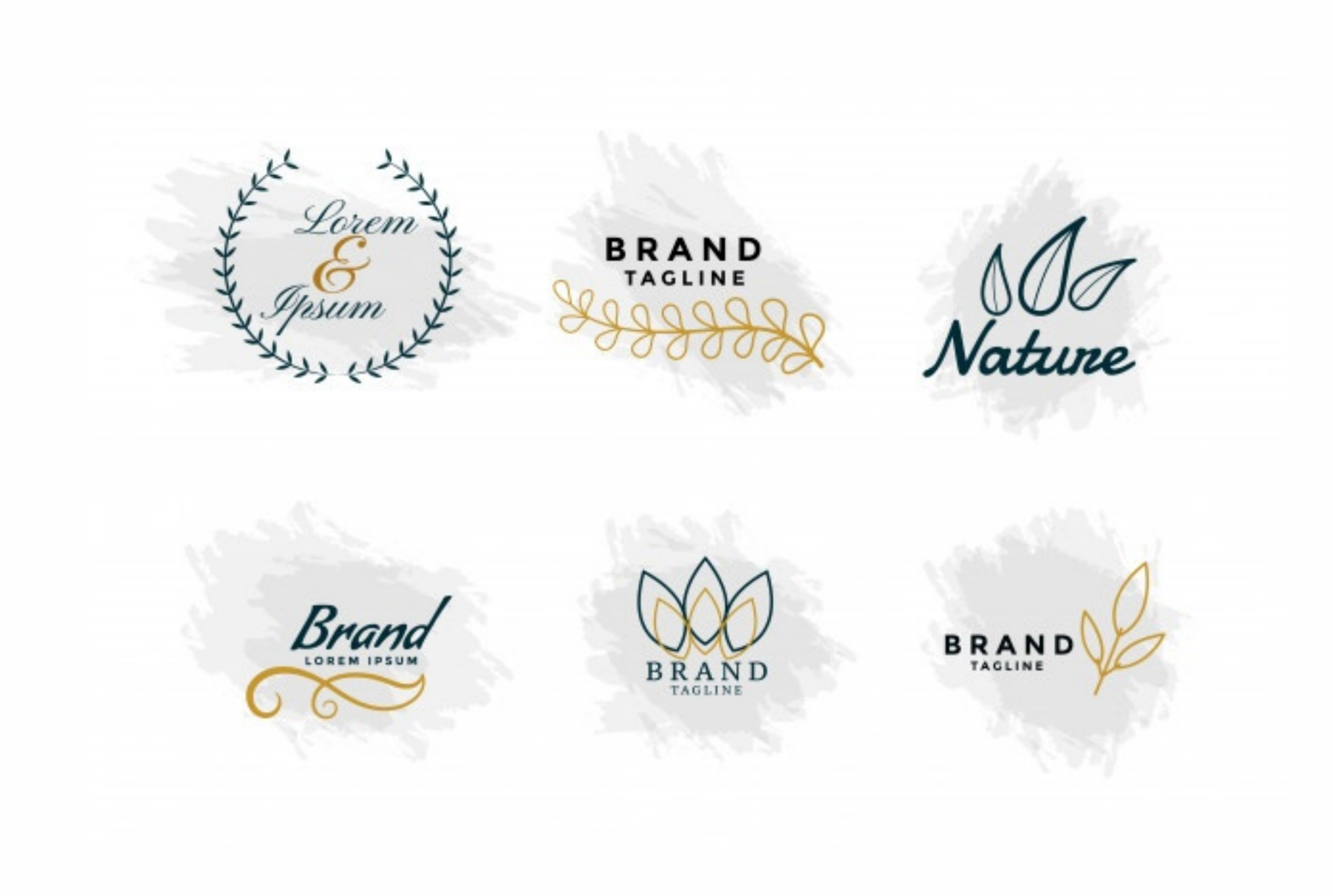 I will design minimalist logo for you.