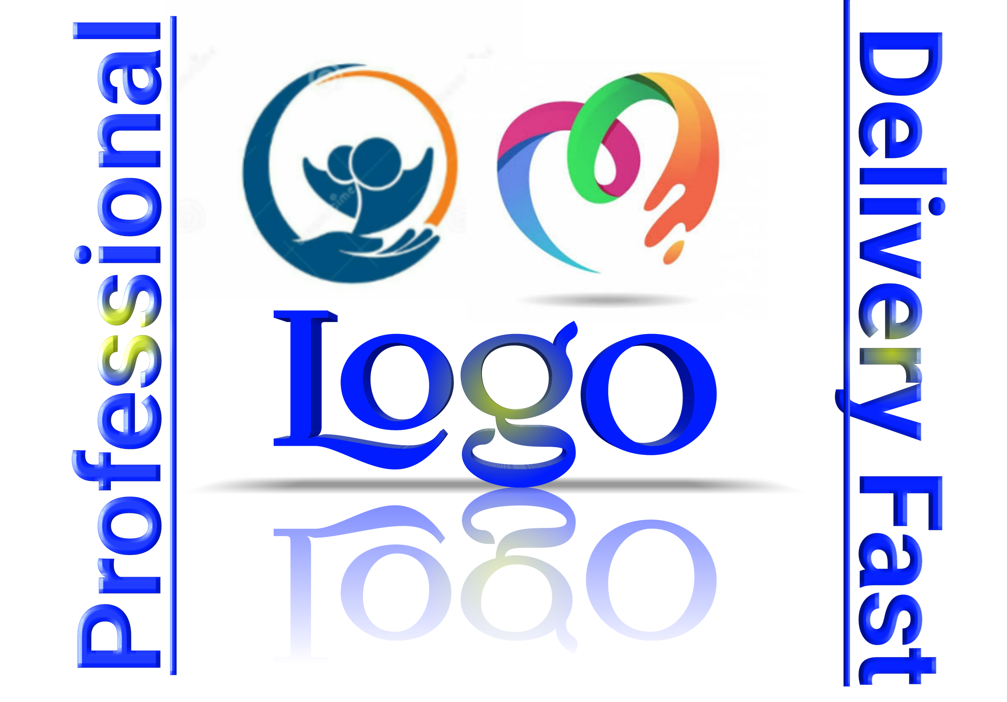 Created Brand Logo for your Business 1 hours.
