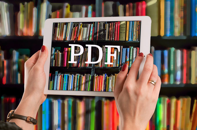 Get any books in PDF format within 5 mintues