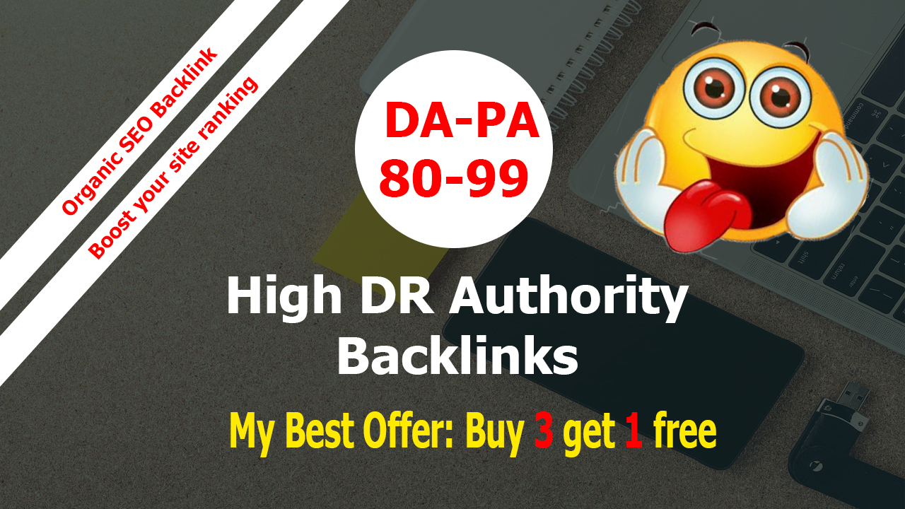 2020 Real Exclusive Ranking 85 Plus 80-99 High DA PA Authority Profile Backlinks For Your Website