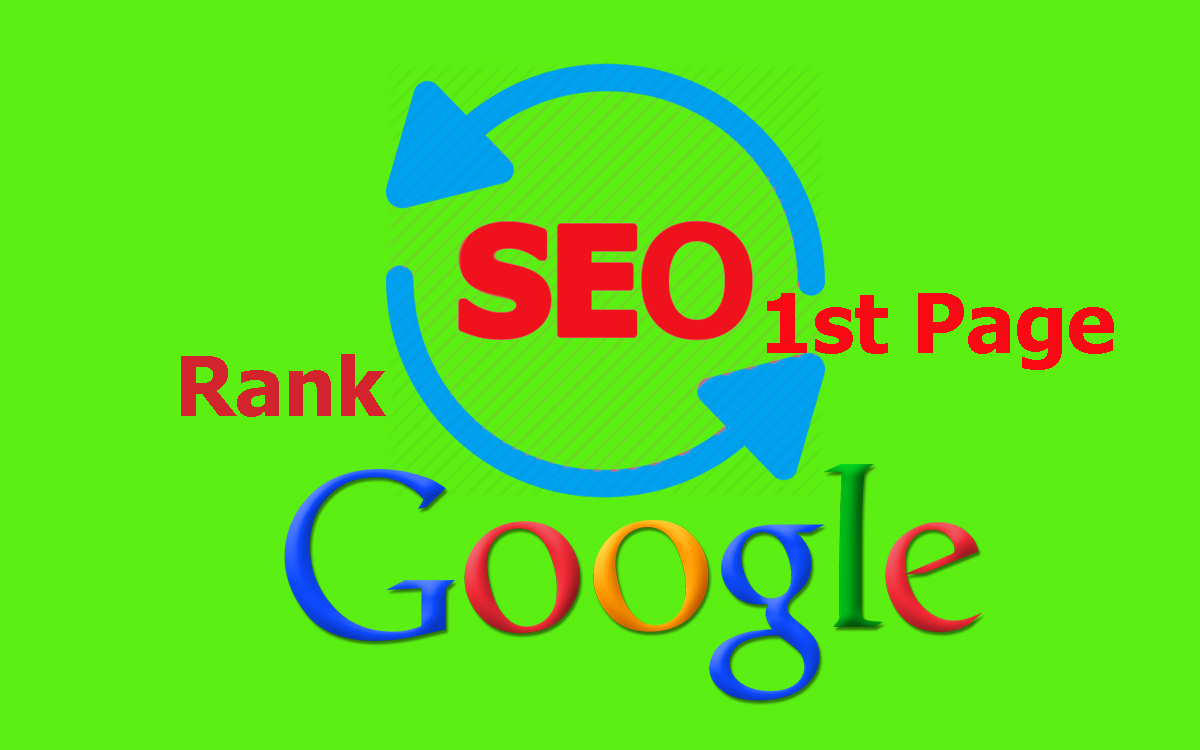 SEO link building for rank google fast page