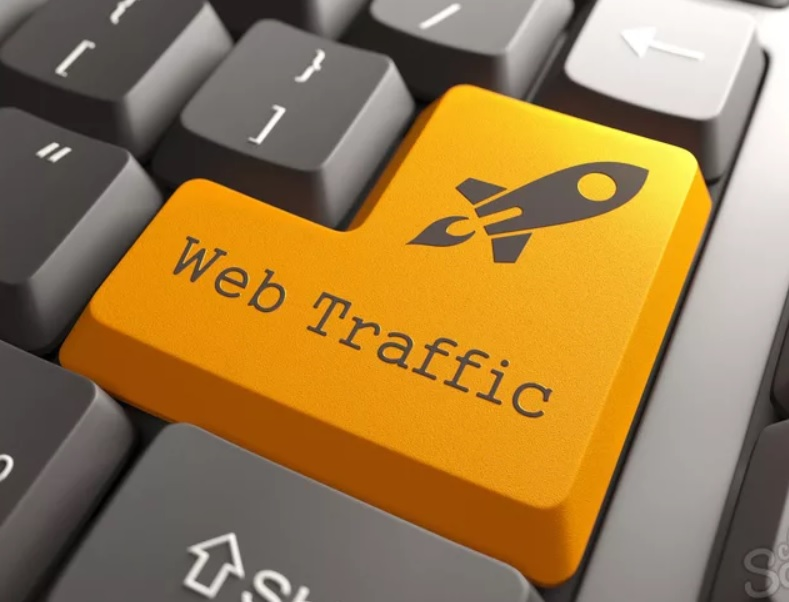 10000 real website traffic visitors from Italy