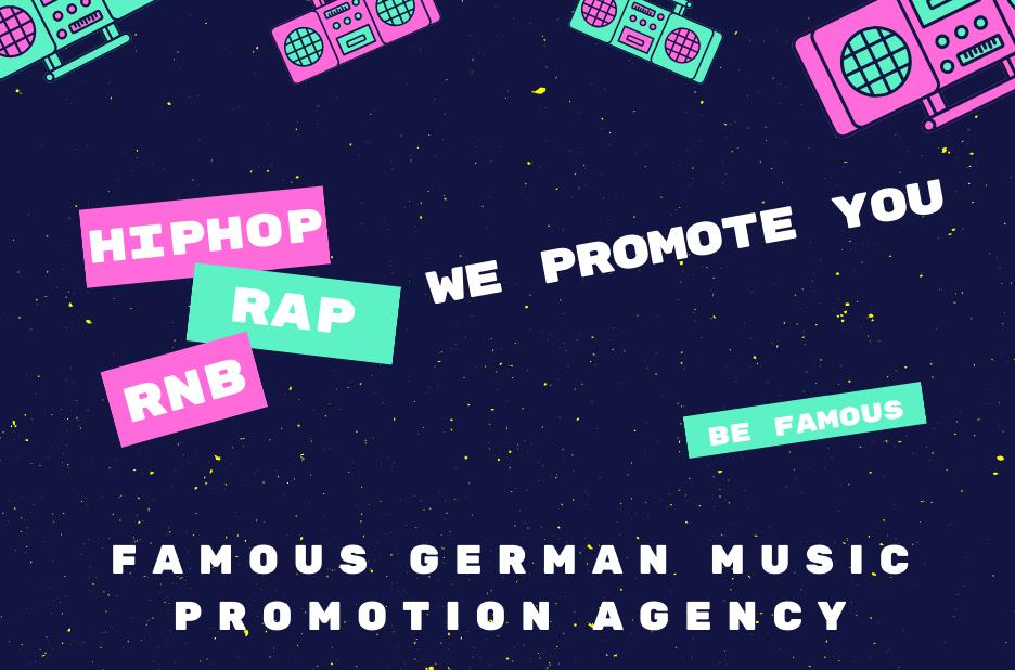 BE FAMOUS Music promotion German Agency Real listener Organic streams NO bot