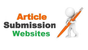 I will 30 artical submission Dofollow Backlink