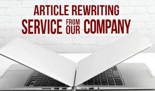Rewrite or Spinning your 500 words valuable article manually with Proofreading