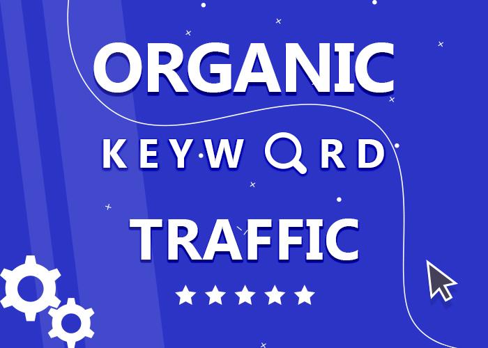 60,000 Organic Keyword Targeted Traffic LIMITED OFFER